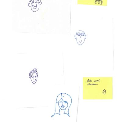 Büroportrais