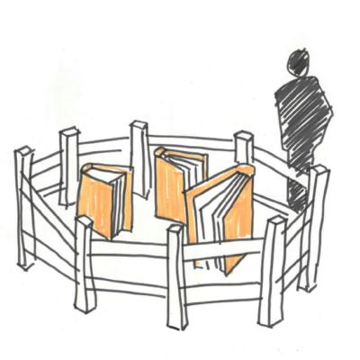 Buch-Haltung